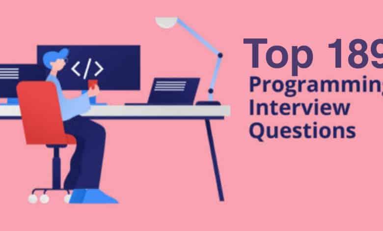 programmer interview question