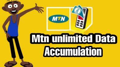 Mtn Unlimited Cheat data