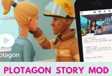 plotagon story hacked app mod
