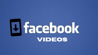 how to save facebook video's