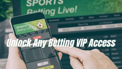 how to unlock any betting app for vip acess