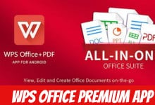 wps office pro apk premium