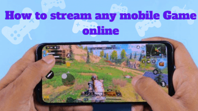 how to live stream any mobile game online