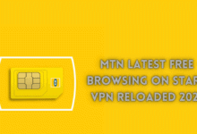 mtn latest stark vpn reloaded settings 2021