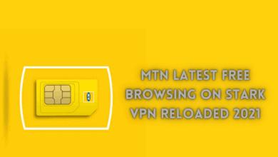 mtn latest stark vpn reloaded settings 2021