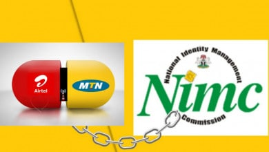 How to link mtn and Airtel with national id card NiN 2020 and 2021