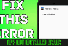 How to fix app not installed on any android