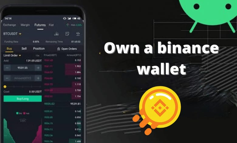 How to create a binance wallet account in Nigeria