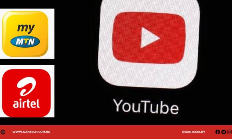 How to use Mtn and Airtel youtube night bonus