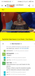 stream BBN live on your mobile phone